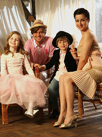 Тина канделаки семья дети фото